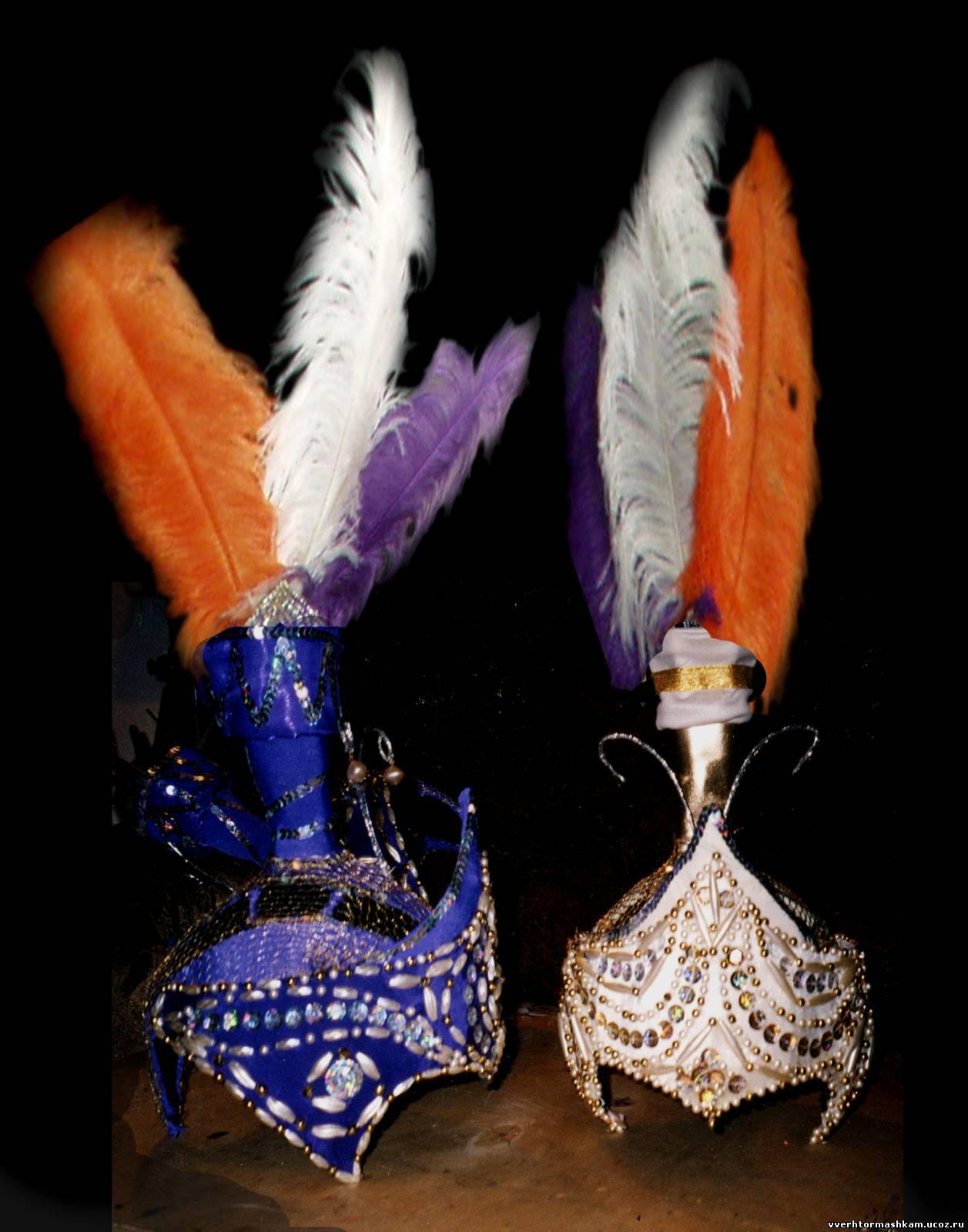 Как сделать индейский головной убор своими руками Земля людей 57